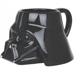 Star Wars mug Shaped Darth Vader