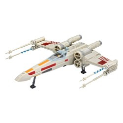 Star Wars kit complet maquette 1/57 X-Wing Fighter