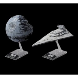 Star Wars maquette Death Star II & Imperial Star Destroyer