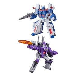 Transformers Generations War for Cybertron: Kingdom Leader 2021 Wave 3 assortiment figurines (2)