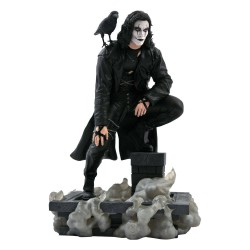 The Crow Movie Gallery statuette PVC Rooftop 25 cm