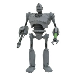 Le Géant de Fer Select figurine Battle Mode Iron Giant 22 cm