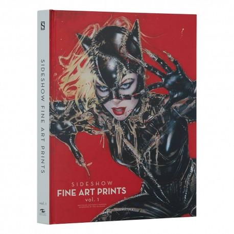 Sideshow Collectibles livre Fine Art Prints Vol. 1
