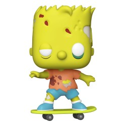 Simpsons Figurine POP! Animation Vinyl Zombie Bart 9 cm