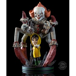 Ça 2017 figurine Q-Fig Max Elite Pennywise We All Float 19 cm