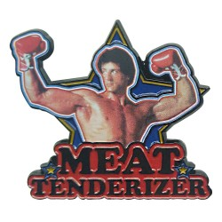 Rocky pin's Meat Tenderizer Limited Edition