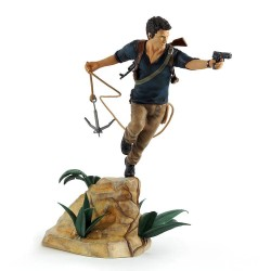 Uncharted 4 A Thief's End statuette PVC Nathan Drake 30 cm