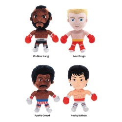 Rocky assortiment peluches Drago, Creed, Lang, Balboa 30 cm (4)