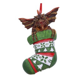Gremlins décoration sapin Mohawk in Stocking