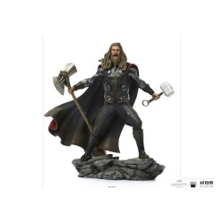 The Infinity Saga statuette BDS Art Scale 1/10 Thor Ultimate 23 cm