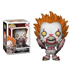 « Il » est revenu 2017 POP! Movies Vinyl figurine Pennywise with Spider Legs 9 cm